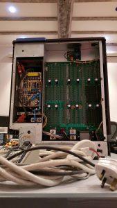 La station utilisée par Tim Stamper pour présenter la démo à Nintendo