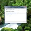Dépannez Windows 7