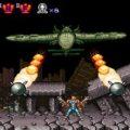 Contra III et sa mise en scène autour du mode 7